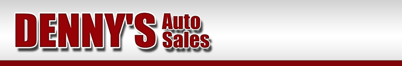 Denny's Auto Sales